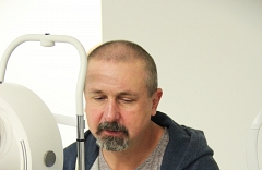 vyšetrení zraku Zdeno Cíger iClinic
