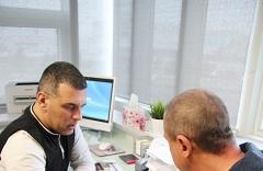 vyšetrenie zraku Zdeno Cíger iClinic