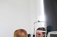 Laserová operace očí Kristína Kučová tenistka 15