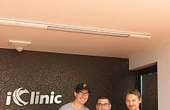 Laserová operácia očí iClinic Michael Ty Wishard