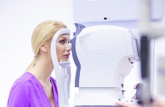 velké zlepšení zraku Eva Cifrová iClinic
