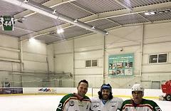 Laserová operace očí Relex Smile - kanadský hokejista Mathew Maio 13