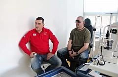 iClinic vyšetření zraku Štefan Bláha