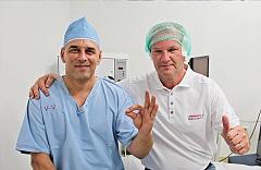 operace očí Ján Galamboš