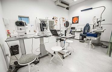 očná klinika Bratislava Aupark 25