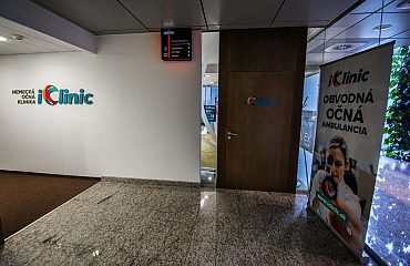 očná klinika Bratislava Aupark 44